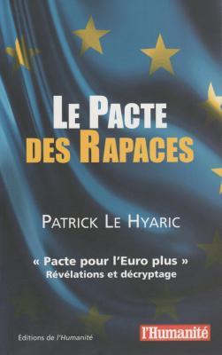 Le pacte des rapaces patrick le hyaric 001